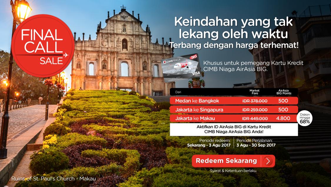 AirAsia Final Call 28 JUL – 3 AUG 2017