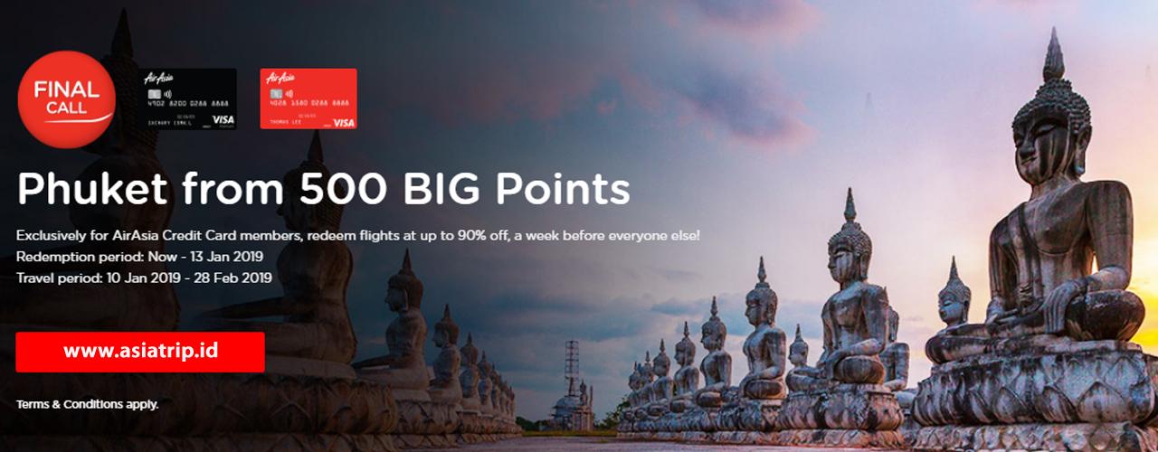 AirAsia FinalCall 07 JAN – 13 JAN 2019