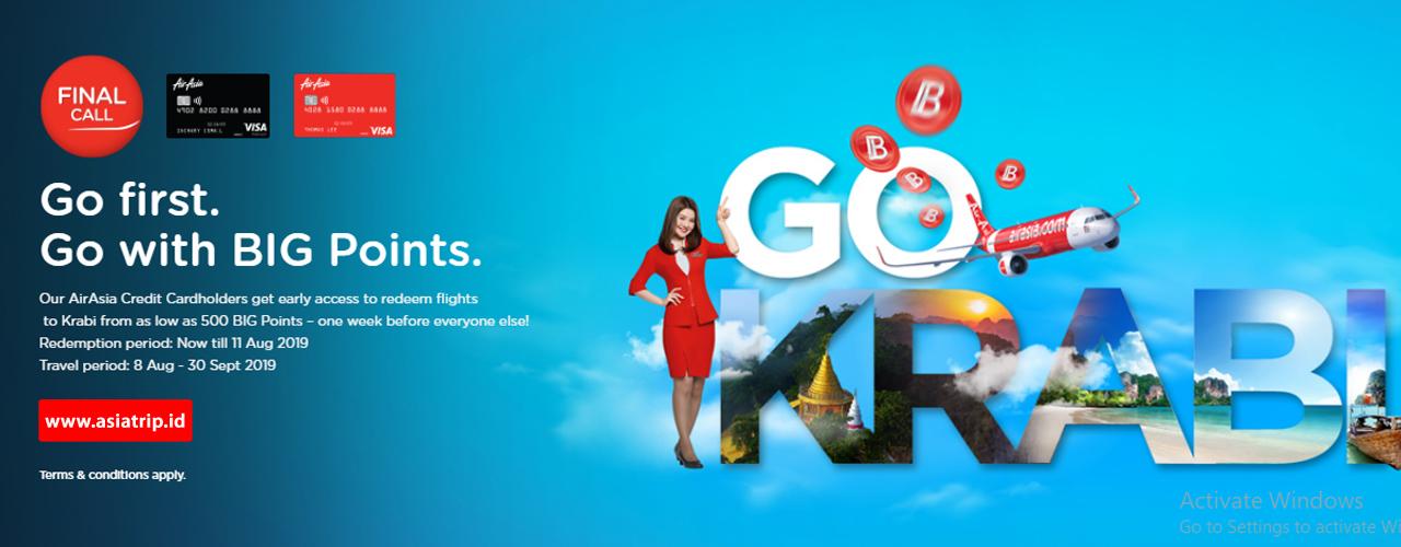 AirAsia Final Call 05 AUG – 11 AUG 2019
