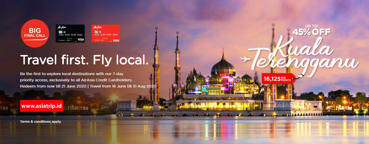 AirAsia Final Call 29 Jun – 02 Jul 2020