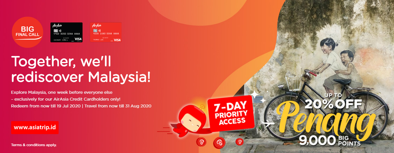 AirAsia Final Call 20 Jul – 26 Jul 2020