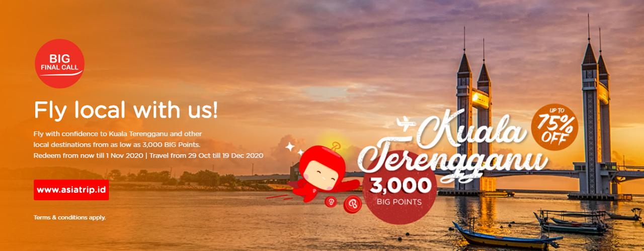 AirAsia Final Call 26 OCT – 1 NOV 2020
